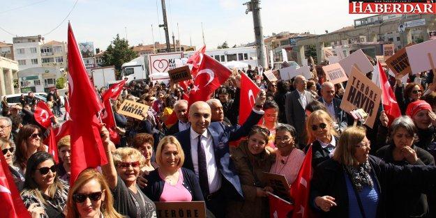 Bakırköy'de 8 Mart coşkusu