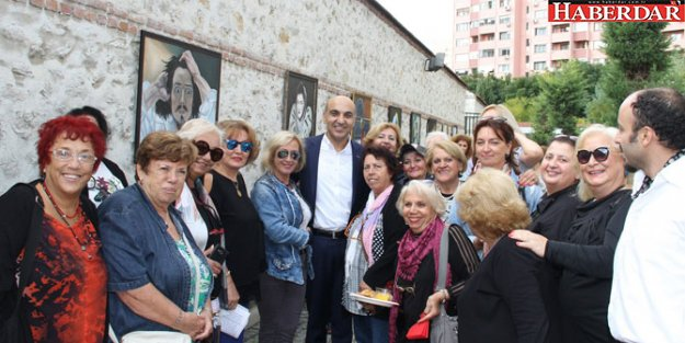 Bakırköy'de ressam ordusu