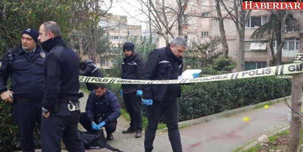 Bakırköy'de silahlı saldırı: 1 yaralı