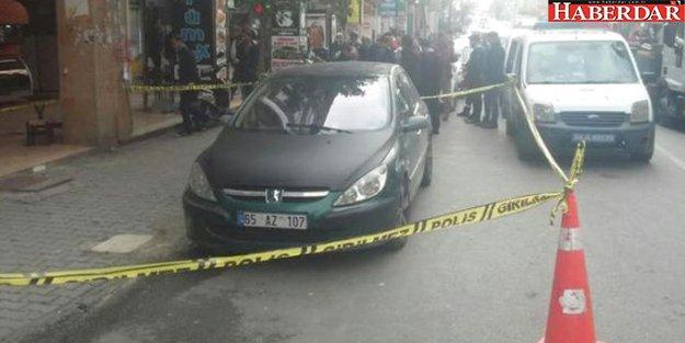 Bakırköy'de Şüpheli Araç Alarmı
