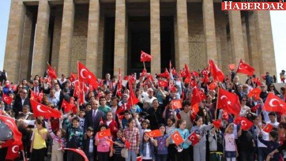 Bakırköylüler Anıtkabir'e gidiyor