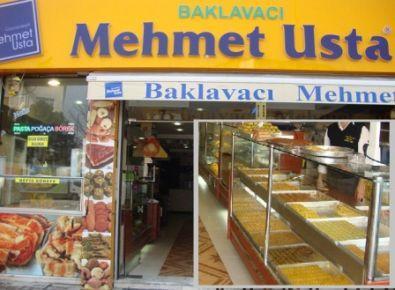 BAKLAVA 'MEHMET USTA'DAN SORULUR!