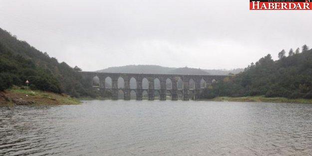 Barajlardaki su seviyesi geçen yılın çok altında