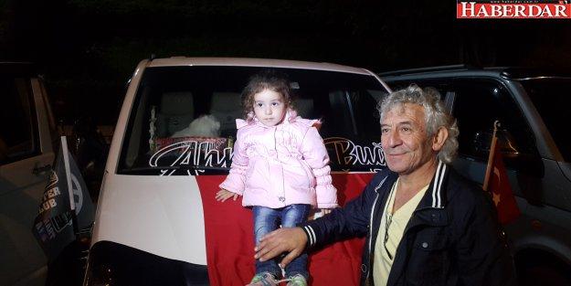 Barış Pınarı'na destek turu