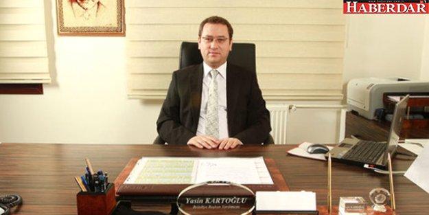 Başakşehir Belediye Başkanlığına Yasin Kartoğlu Seçildi