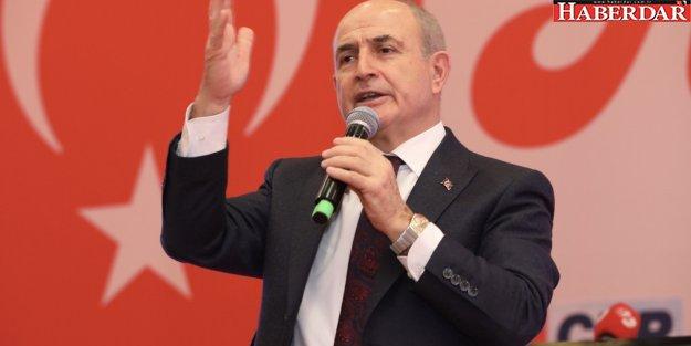 """'Başakşehir halkı nefes alabilmek için Büyükçekmece'ye geliyor"""""""