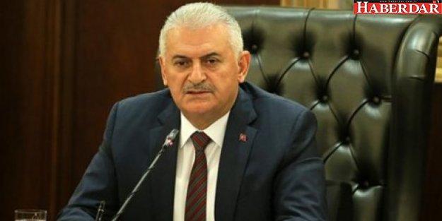 Başbakan Yıldırım'dan deprem açıklaması