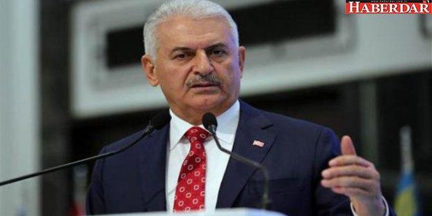 Başbakan Yıldırım'dan 'Melih Gökçek istifası' açıklaması