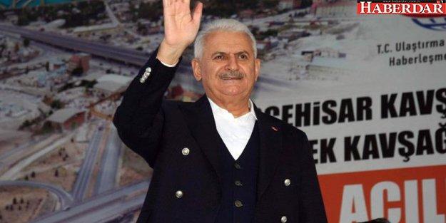 Başbakan Yıldırım'dan taşeron işçilere müjde