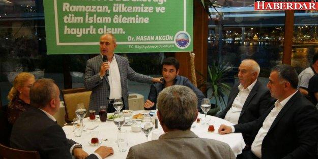 Başkan Akgün: Can ve mal güvenliğimizin teminatısınız