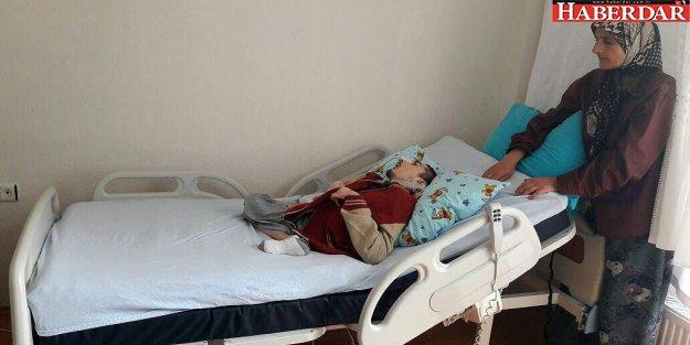 Başkan Akgün'den Orhan'a yoğun bakım yatağı