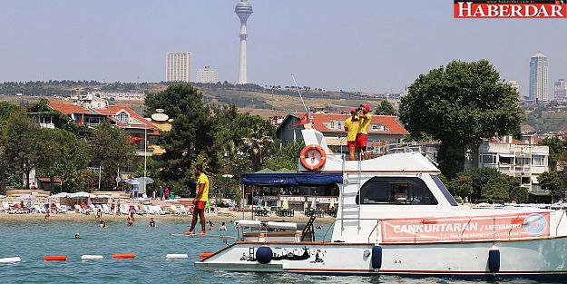 Başkan Akgün: İstanbul'un en deneyimli cankurtaran ekibine sahibiz