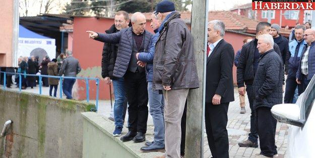 Başkan Akgün, Karaağaç Mahallesi'ni mercek altına aldı