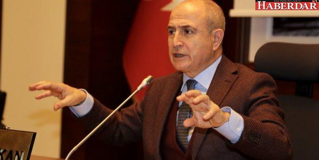 Başkan Akgün: Özgür Basın, güçlü demokrasinin teminatıdır…