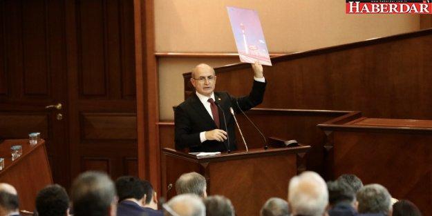 Başkan Akgün: Uluslararası fuar merkezi önünde çöp istasyonu olamaz!