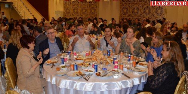 Başkan Cem Kara Belediye personeli ile iftar sofrasında buluştu