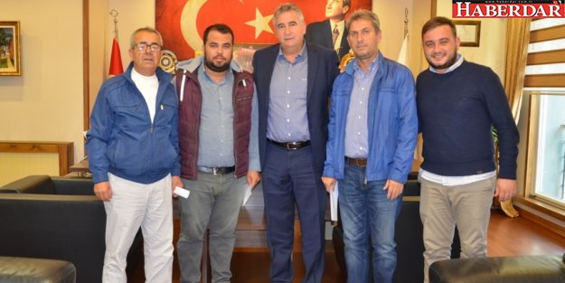 Başkan Cem Kara'dan Amatör Spor Kulüplerine tam destek