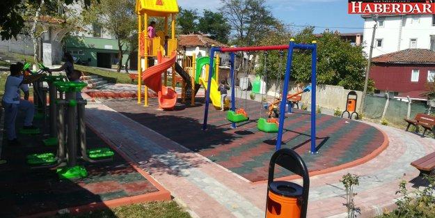Başkan Kara'dan Yalıköy'e Muhteşem Park!