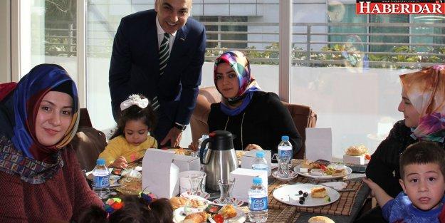 Başkan Kerimoğlu kadınlarla buluştu
