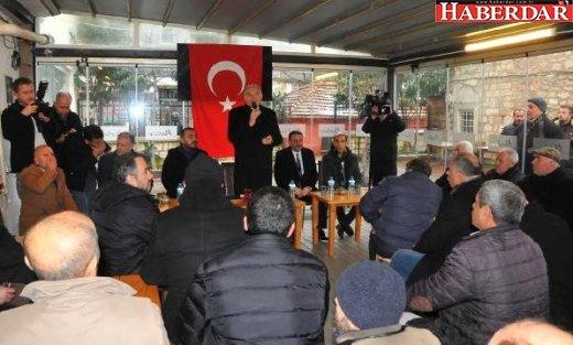 Başkan Uysal: Yapamadıkları Her Hizmeti Büyükşehir'in Üstüne Yıkıyorlar