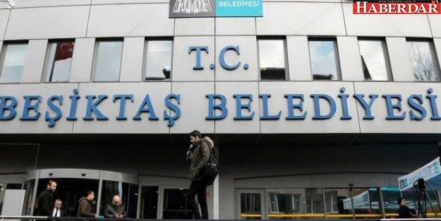 Başkanı Görevden Alınan Beşiktaş Belediyesine Operasyon