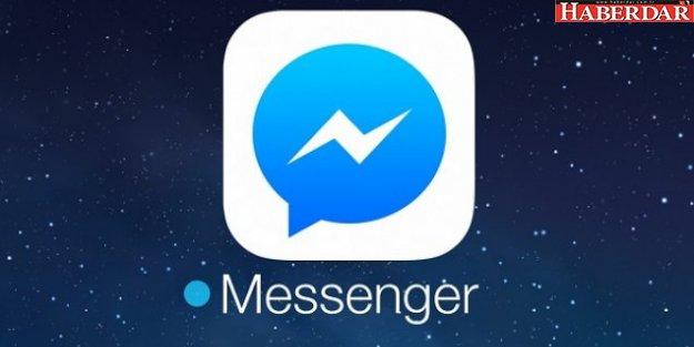 Beklenen özellik Facebook Messenger'a geliyor
