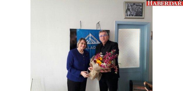 Belediye Başkanı Kara, Dernek ve STK Ziyaretlerine Devam Ediyor
