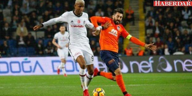 Beşiktaş'a Başakşehir sürprizi!