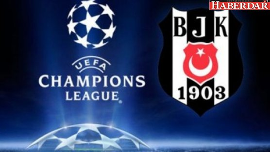Beşiktaş Avrupa Ligi'ni garantiledi