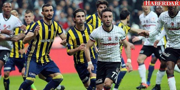 Beşiktaş - Fenerbahçe derbisi öncesi flaş gelişme