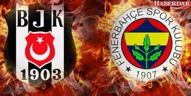 Beşiktaş-Fenerbahçe maçı ne zaman, hangi kanalda, saat kaçta?