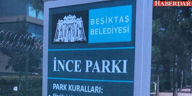 Beşiktaş'ta İnce Parkı tartışması