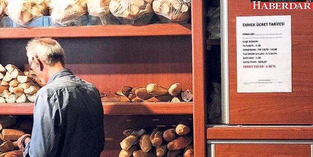 Beyaz Masa: Zamlı ekmekten konum atın