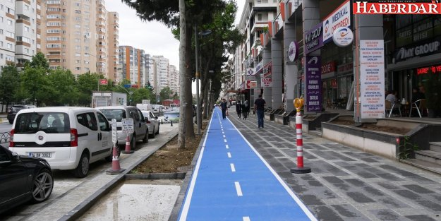 Beykent-Vista yolu artık çok daha modern