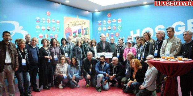 Beylikdüzü Belediyesi 5.Uluslararası Resim Çalıştayı başladı