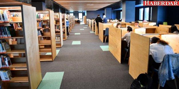 Beylikdüzü Belediyesi ilçeyi kütüphane ile donattı