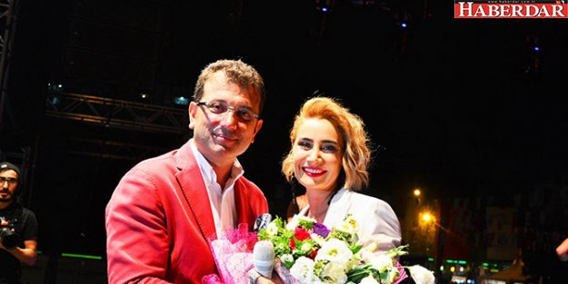 Beylikdüzü'nde İzmir'in kurtuluşu Sıla konseriyle kutlandı
