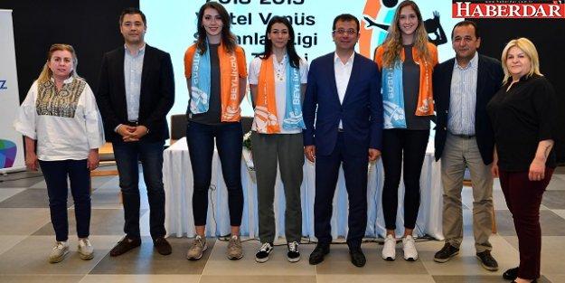 Beylikdüzü Voleybol İhtisas'a yeni transferler