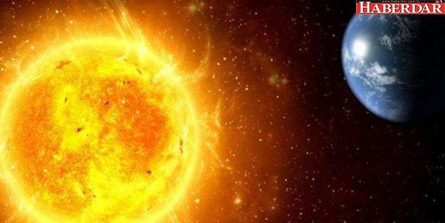 Bilim insanları duyurdu: Güneş, dünyayı yaşanamaz duruma getirecek