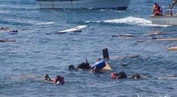 Bir göçmen faciası daha: 13 ölü