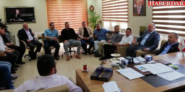 Birlik'den siyasi partilere ziyaret