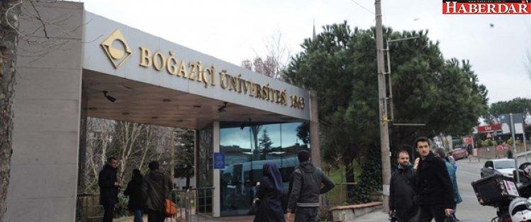 Boğaziçi Üniversitesi otoparkında şüpheli araç