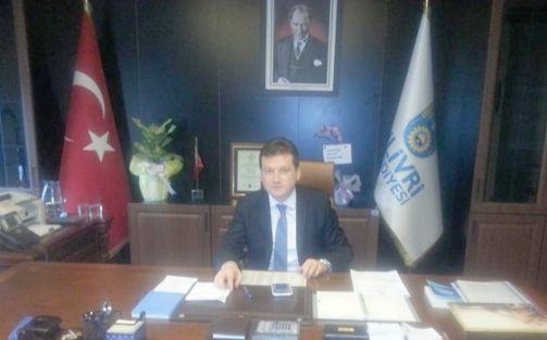 Bora Balcıoğlu Silivri belediye başkan yardımcısı oldu