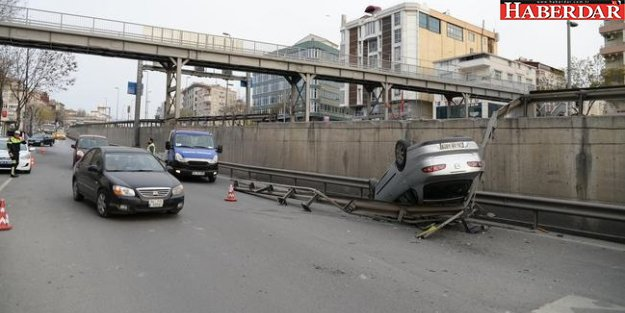Bu Kazadan Yara Almadan Kurtuldular