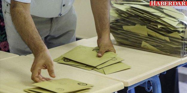 Bu sabah panoya asıldı: İl Seçim Kurulu sonuçları açıkladı