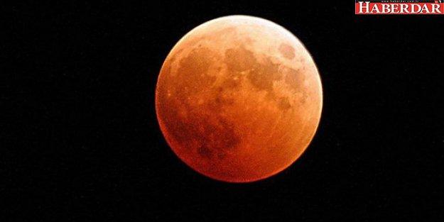 Bu yılın en uzun Ay tutulması, Temmuz'da