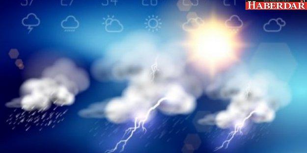 Bugün hava nasıl olacak? 3 Haziran hava durumu