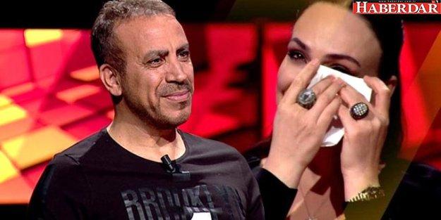 Buket Aydın, Haluk Levent'in Elfida şarkısının hikayesini dinlerken gözyaşlarına hakim olamadı