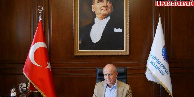 """'Büyük Atatürk, devrimleri ile yolumuzu aydınlatmaya devam edecek"""""""