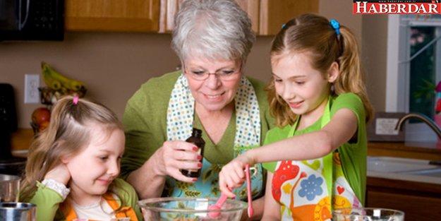 Büyükanne Desteğine Yaş Kriteri